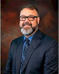 Photo of Rick Toews, Vice President and Loan Officer for Union State Bank.